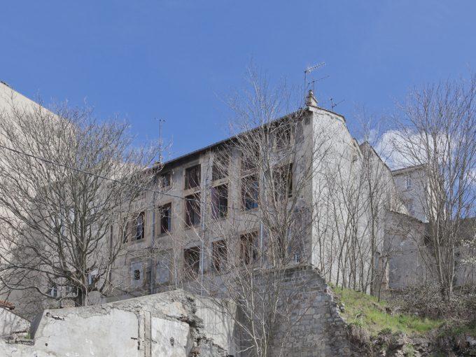 Facade St Etienne Salengro