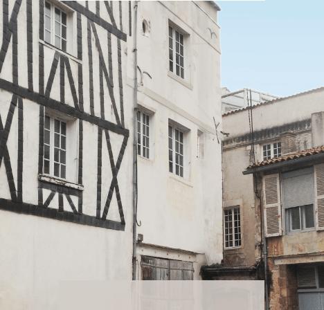 Malraux La Rochelle Temple