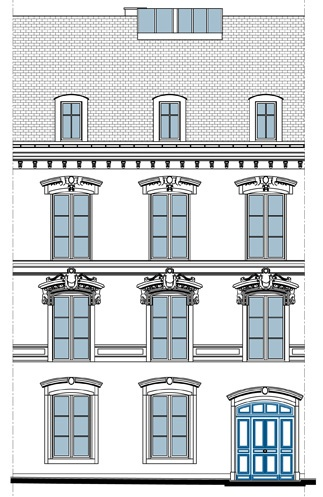 façade ouest 1