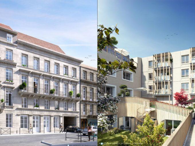 Visuels programme Esprit Tourny - Pinel Bordeaux 2017