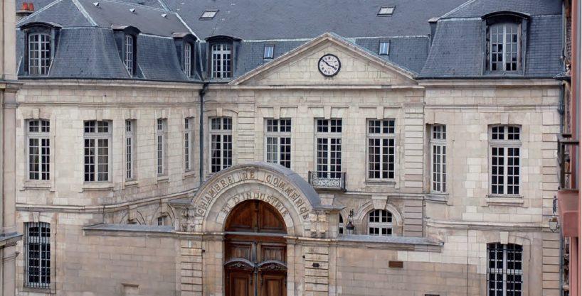 Hôtel Camusat Monument Historique Troyes