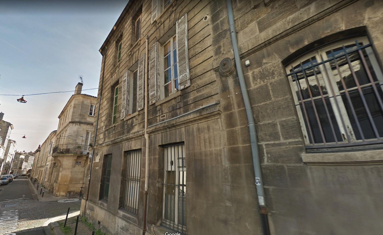 Malraux Bordeaux rue des Cordeliers
