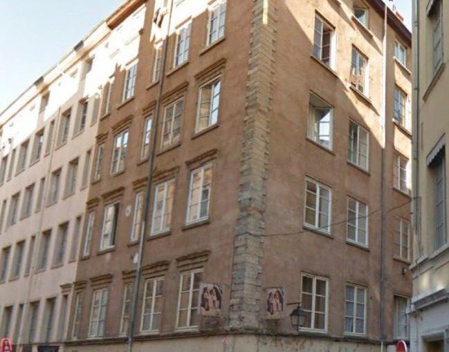 Malraux Lyon rue Romarins