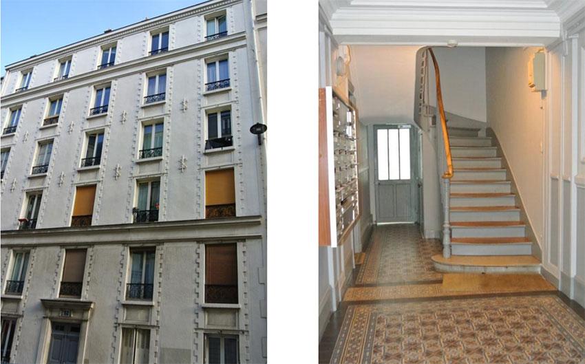 Deficit Foncier Paris 15 Programme Rue Leriche 75015 Paris