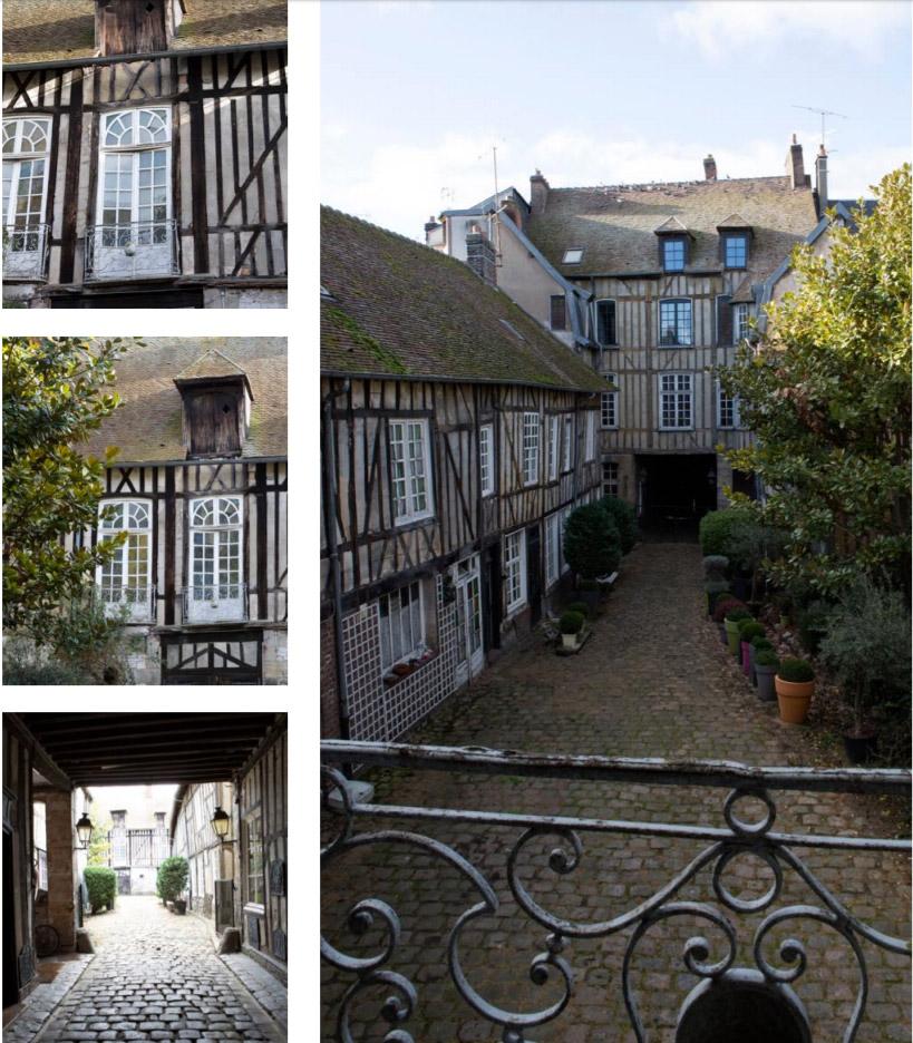 Monument Historique Beauvais