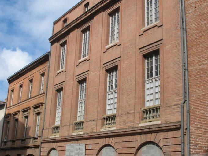 Monument Historique Toulouse
