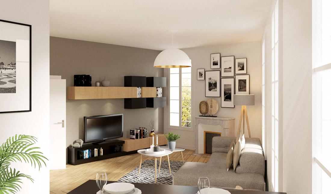 d ficit foncier pinel ancien bordeaux avenue thiers. Black Bedroom Furniture Sets. Home Design Ideas
