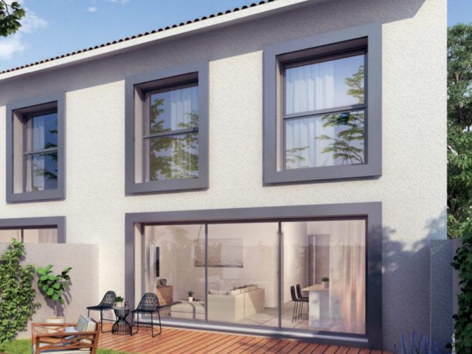 villas becla pinel