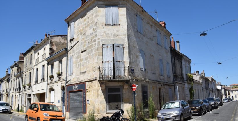 Pinel Rénovée Bordeaux – Le Balcon de Gambetta