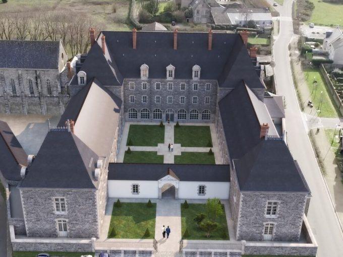 monument historique couvent