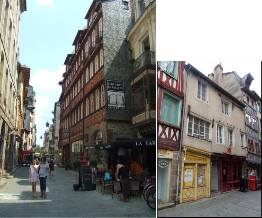 Malraux Rennes – Rue Saint Georges