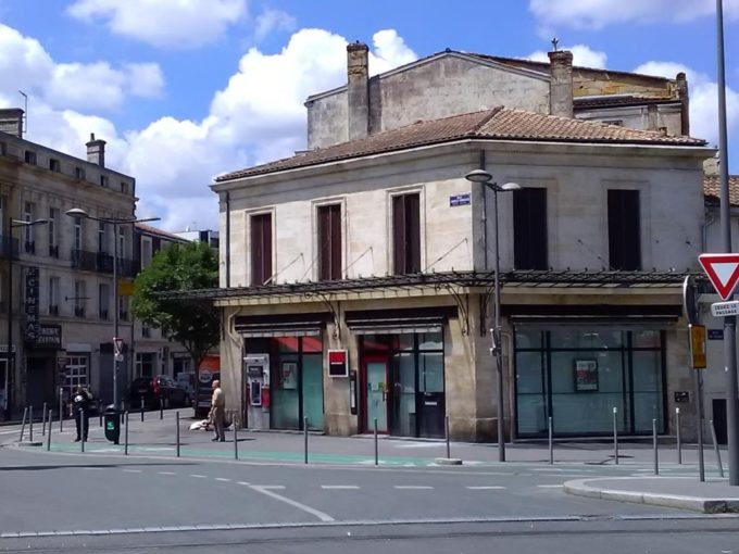 Immobilier Gare St Jean