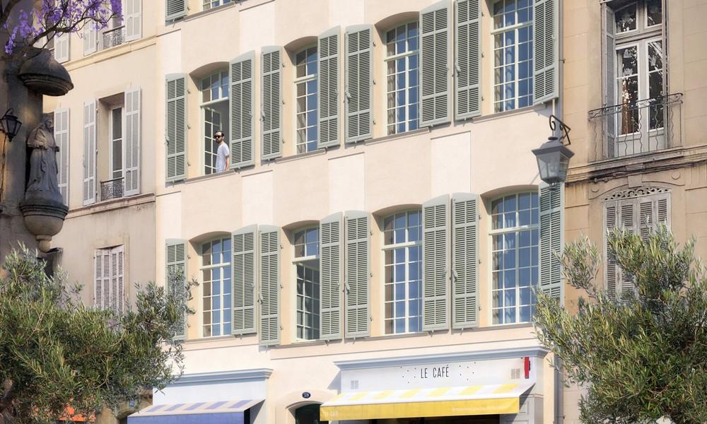 Déficit foncier Aix-en-Provence – Rue d'Italie