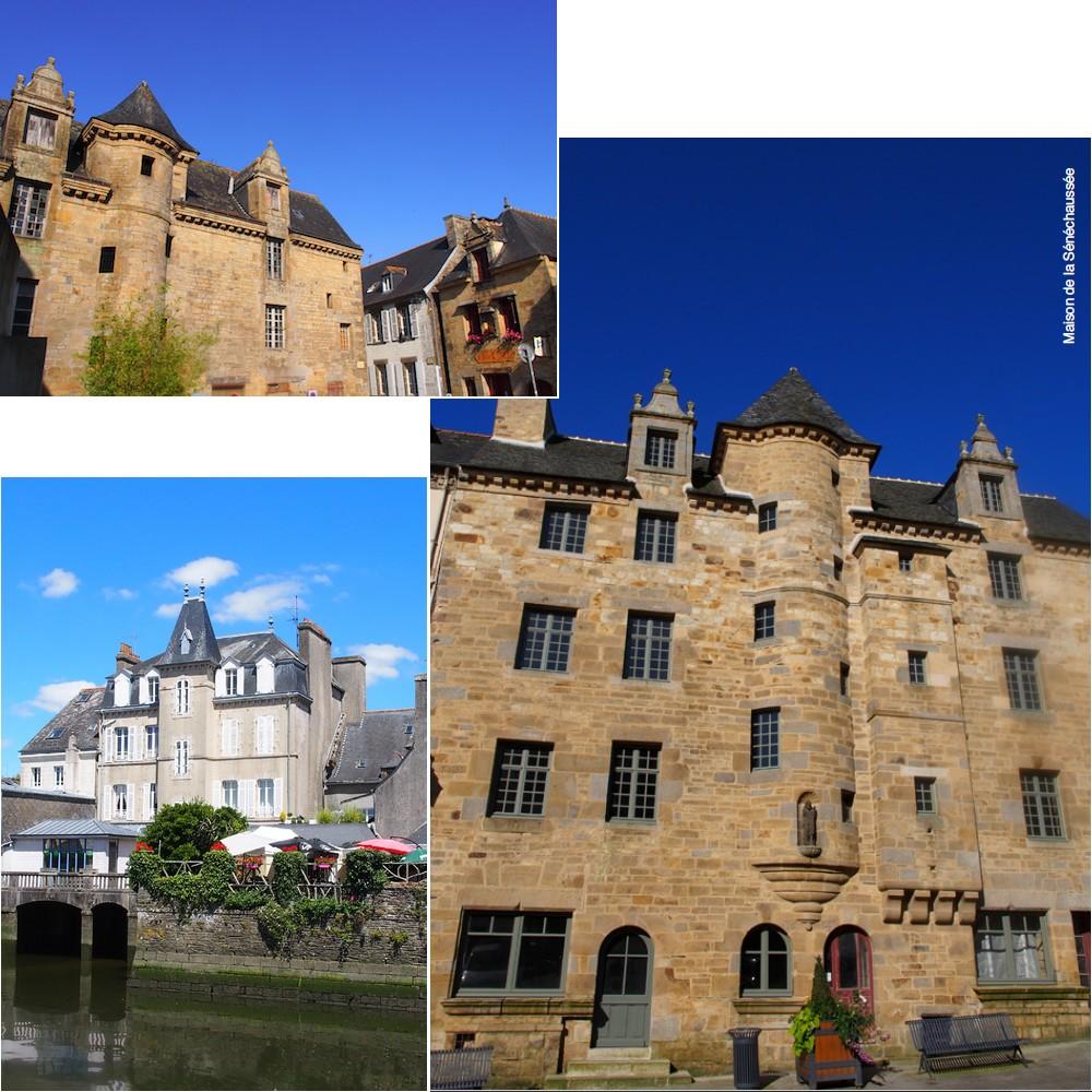 Monument historique Landerneau – La Maison Duthoya