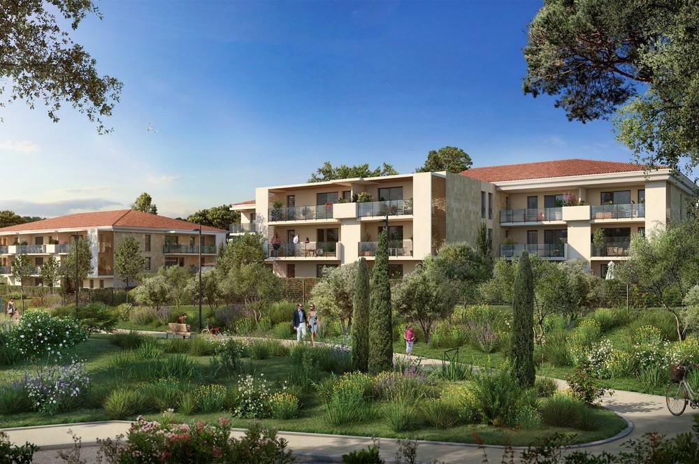 Nue-propriété Aix-en-Provence – Villa Oleia